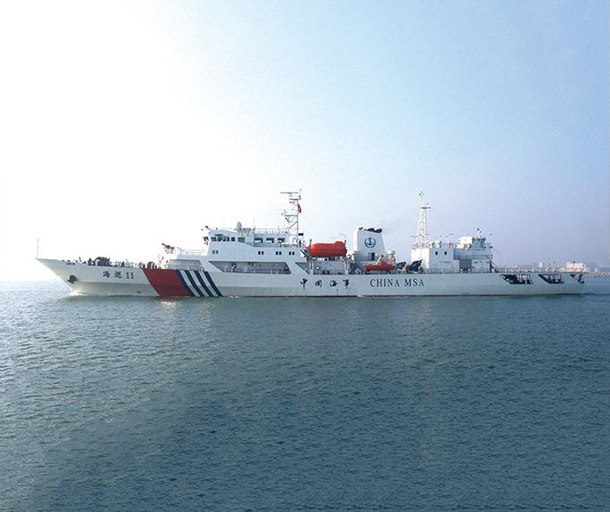 爱尔家佳阻尼涂料在黄海造船厂应用案例
